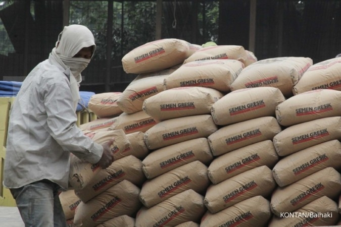 Laba bersih Semen Indonesia (SMGR) melorot 35% setelah akuisisi SMCB