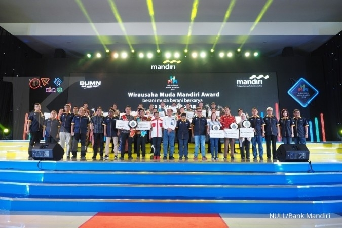 Melalui WMM Bank Mandiri Ciptakan Ribuan Pengusaha Muda