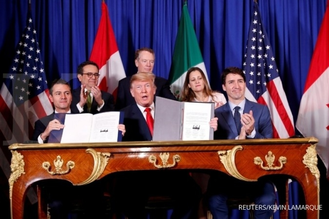 Mexico objects to labor enforcement provision in North American trade deal