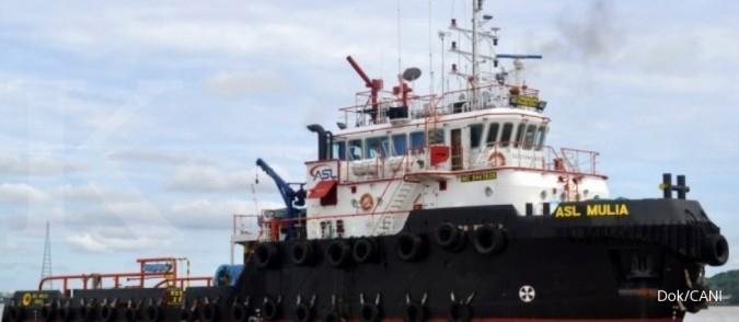 Utilisasi kapal rendah, Capitol Nusantara (CANI) incar dua kontrak baru