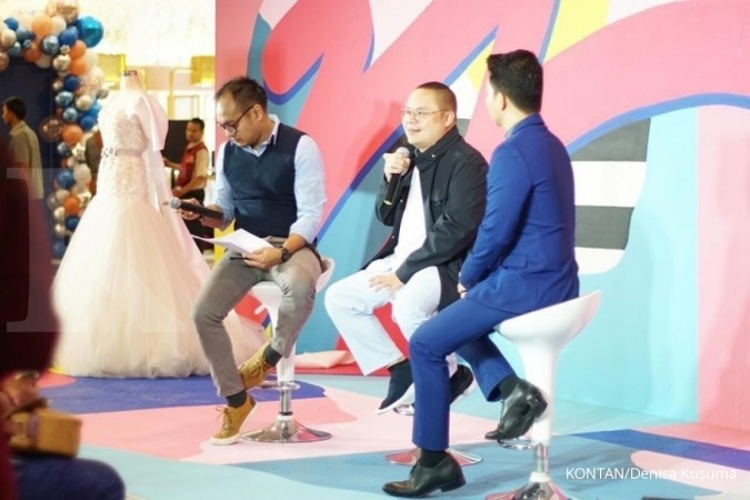 Wedding Celebration Festival resmi dibuka di Jakarta Convention Center