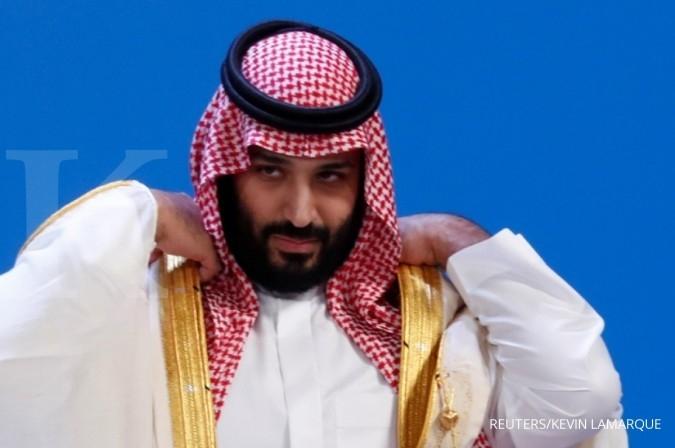Ini daftar harta Pangeran Mohammed bin Salman, dari kastil, kapal pesiar terbesar dll. REUTERS/Kevin Lamarque