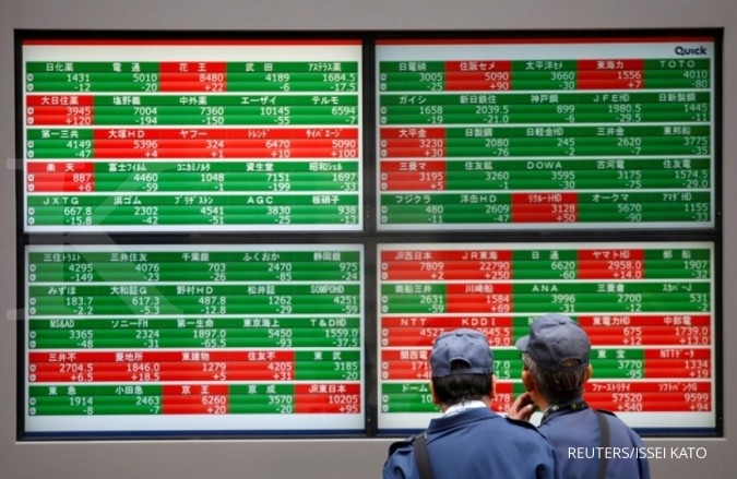 Asia shares cheered by Sino-.U.S. trade progress