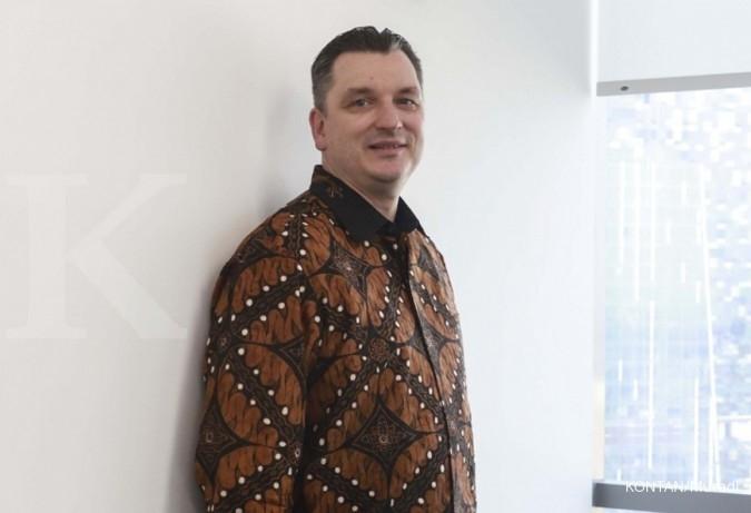 TLKM BTEL GIAA ISAT Mengintip perjalanan karier Erik Meijer hingga jadi Presiden Direktur Telkom Telstra