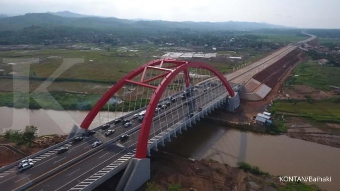 PTPP PPRO PP Properti (PPRO) bentuk usaha patungan untuk rest area tol Batang-Semarang