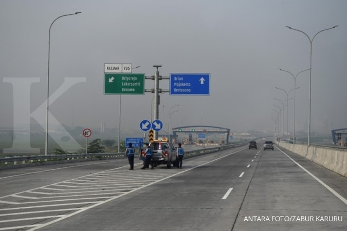 WIKA WIKA resmi jual saham di tol Surabaya-Mojokerto