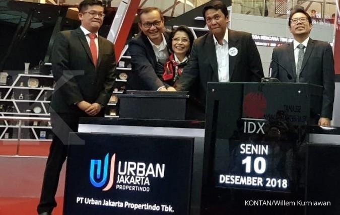 URBN Urban Jakarta Propertindo (URBN) Menggarap Proyek TOD Rp 10,2 triliun
