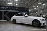 Mercedes-Benz starts new C-Class production in Indonesia