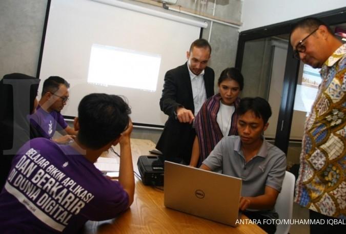 LUCK Sinar Mas Land gandeng LUCK dan HP Indonesia kembangkan digital hub