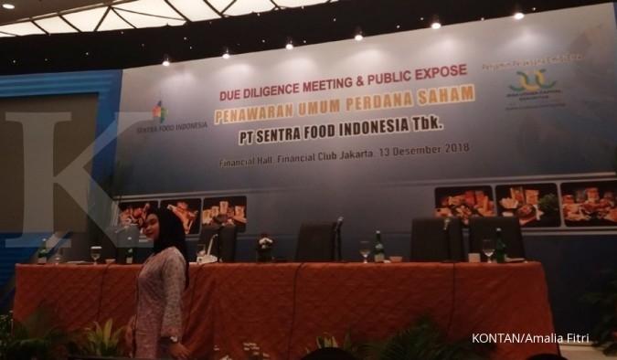 FOOD Tahun ini, Sentra Food Indonesia (FOOD) targetkan penjualan hingga Rp 135 miliar