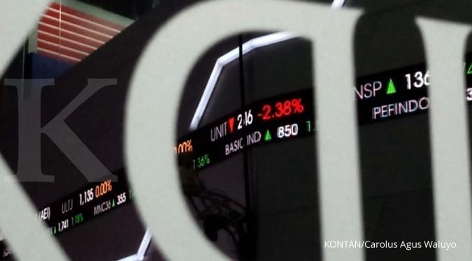 PANS IHSG Indeks diramal rebound, simak saham pilihan Anugerah Sekuritas dan Panin Sekuritas