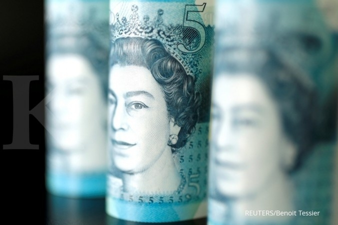 Pound falls as Britain's Queen Elizabeth gave the nod to suspend parliament