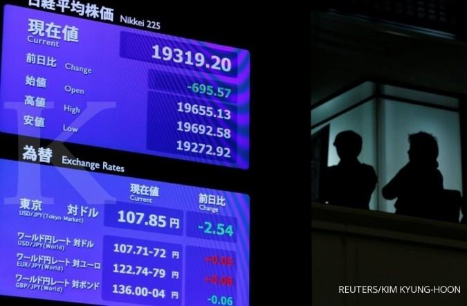 Bursa Asia mengekor penguatan Wall Street 6ba644cbcb