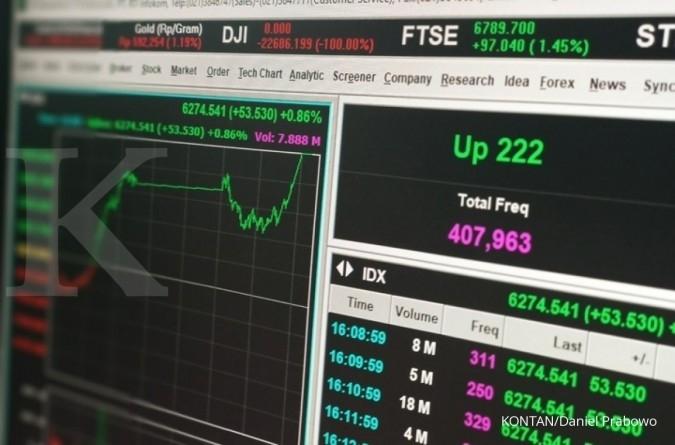 BBCA TLKM HOME IHSG BBRI Simak lima saham dengan transaksi terbesar pada perdagangan Selasa (13/8)