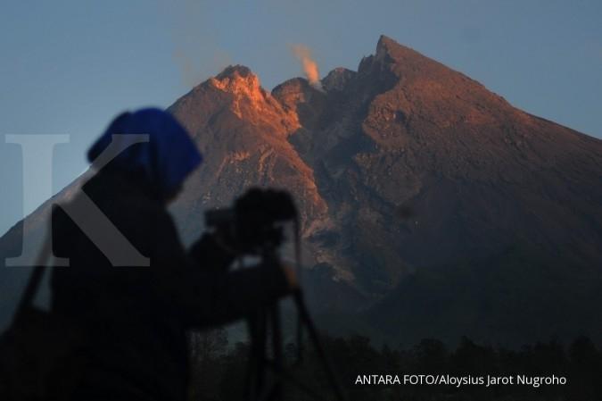 Gunung Merapi akan meletus, tiga daerah ini diminta waspada