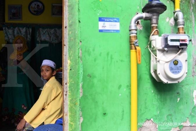 BNBR Swasta belum berminat bangun jaringan gas (Jargas)