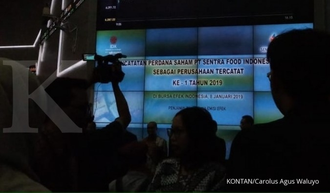 FOOD Genjot pendapatan, ini strategi Sentra Food Indonesia (FOOD) tahun 2020