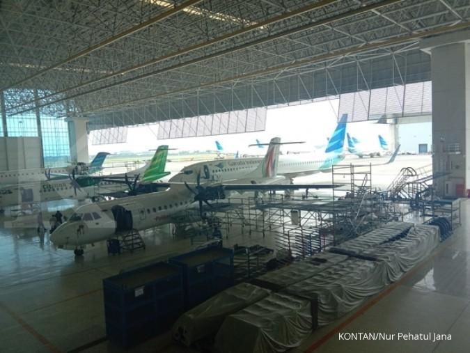 GMFI GMF Aeroasia (GMFI) targetkan pendapatan dari maskapai asing tumbuh 40% tahun ini