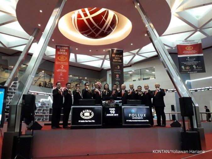BEEF Saham BEEF (Estika Tata Tiara) turun 2,09% sehari, ini PER dan PBV terbaru