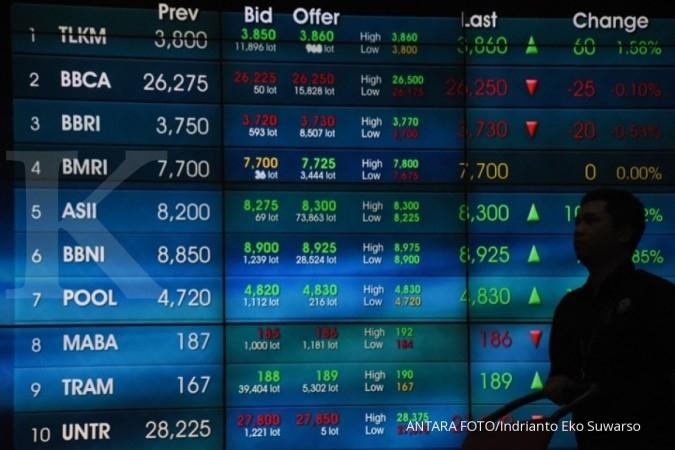 Inilah rekomendasi teknikal saham BBNI, INCO, dan INDF untuk Rabu