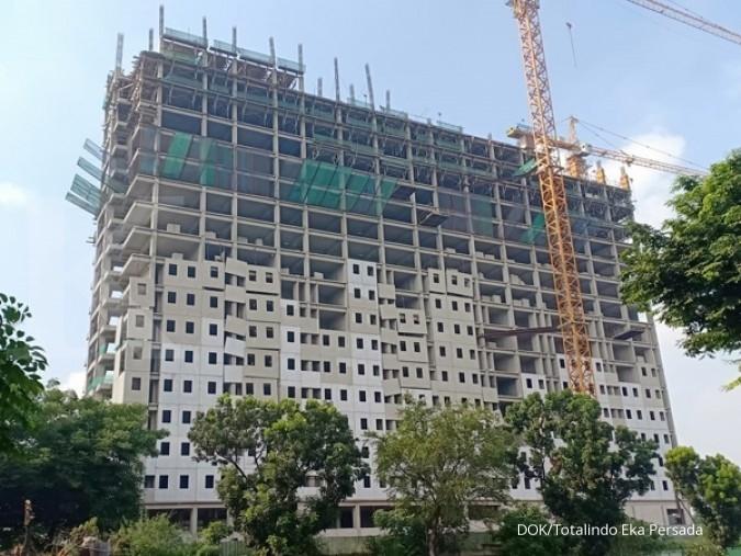 Totalindo Eka Persada (TOPS) catat kontrak baru Rp 309,1 miliar di awal tahun ini