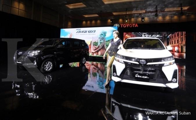 CARS Bintracho Dharma (CARS) bidik penjualan mobil Toyota sebanyak 28.000 unit