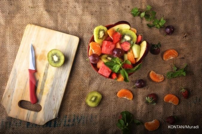5 Buah untuk diet, bisa bakar lemak lebih cepat
