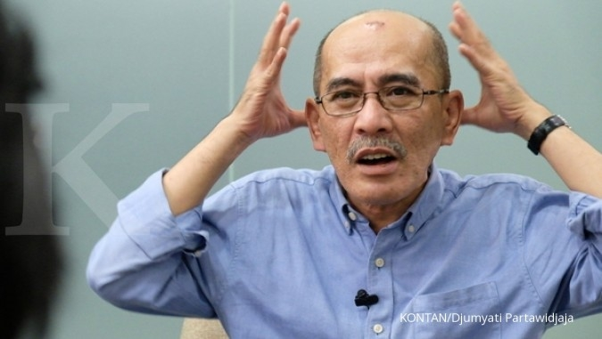 Faisal Basri mengkritik hilirisasi industri pertambangan