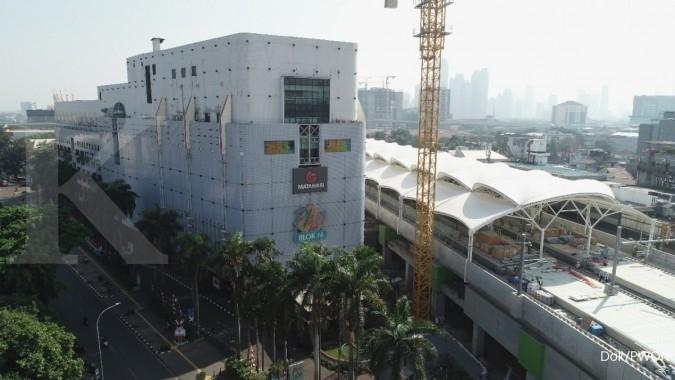 Pakuwon Jati (PWON) garap empat proyek mall tahun ini