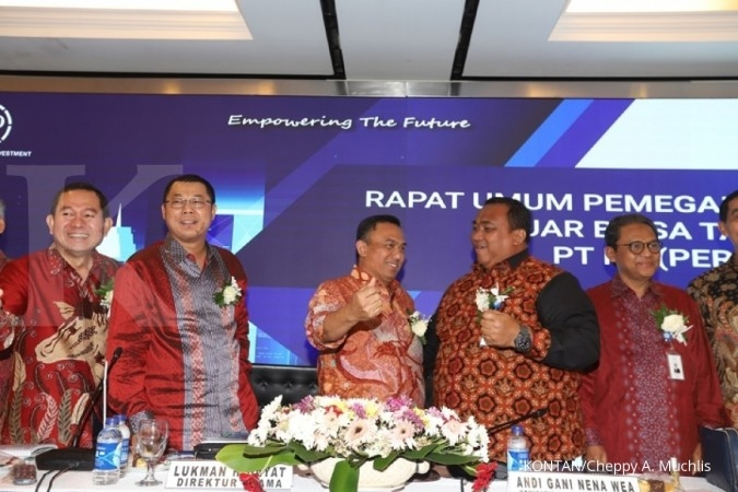 Pembangunan Perumahan (PTPP) catatkan kontrak baru senilai Rp 9,8 triliun