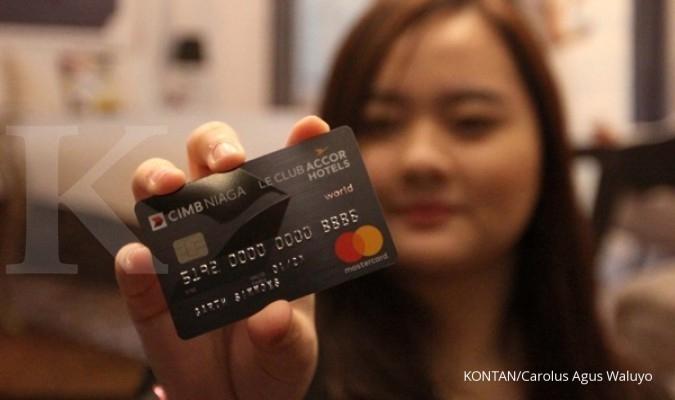Jelang Tutup Tahun Cimb Niaga Geber Transaksi Kartu Kredit
