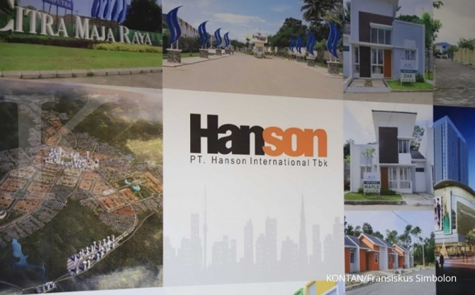 Hanson International raih marketing sales Rp 1,03 triliun hingga kuartal III-2019