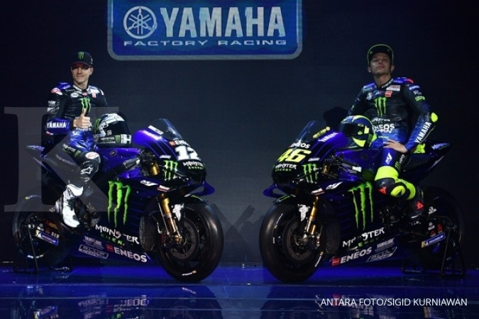 Masalah internal kelar, Yamaha optimistis sambut MotoGP 2020