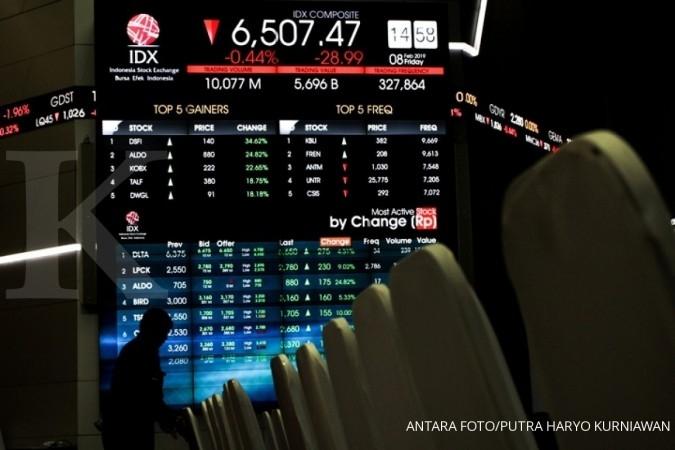 UNTR ASII Simak kata analis soal alasan asing melakukan aksi jual pada saham-saham berikut