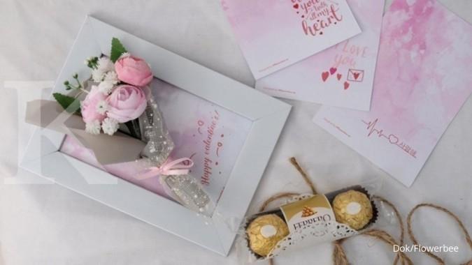 Menjelang Valentine S Day Bisnis Florist Kebanjiran Pesanan Buket