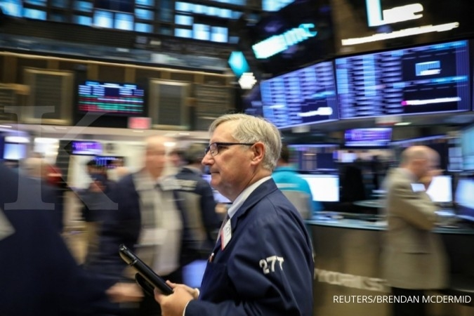 MARKET GLOBAL: Penjualan Ritel AS Turun, Reli Pasar Saham Dunia Tertahan