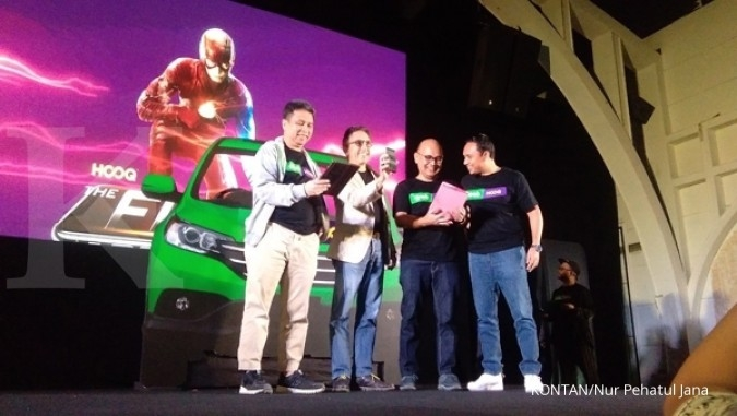 Tembus 40 juta subscriber, HOOQ terus akuisisi pelanggan