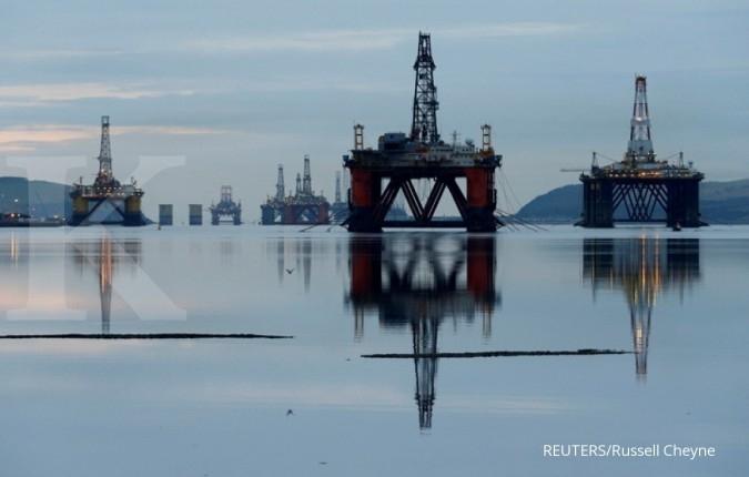 Harga minyak WTI kembali mendekati US$ 60 per barel