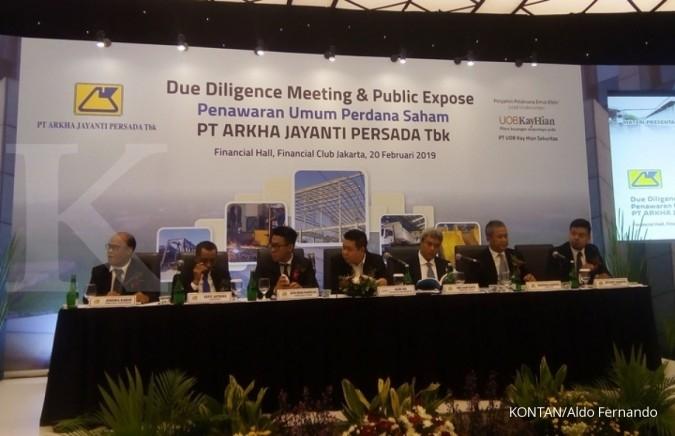 Arkha Jayanti Persada (ARKA) targetkan pertumbuhan 40% tahun ini