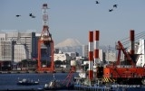 Japan's exports shrink for 12th month as U.S., China demand falls