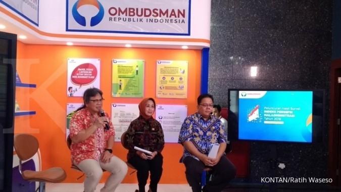 Survei Ombudsman: Masyarakat masih rendah soal pengetahuan