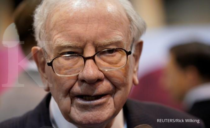 Aksi Warren Buffett belakangan ini dinilai memberi signal kejatuhan pasar tahap kedua