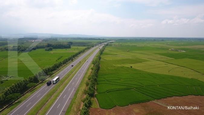 Ruas Tol Cikopo-Palimanan (Cipali), Jawa Barat.
