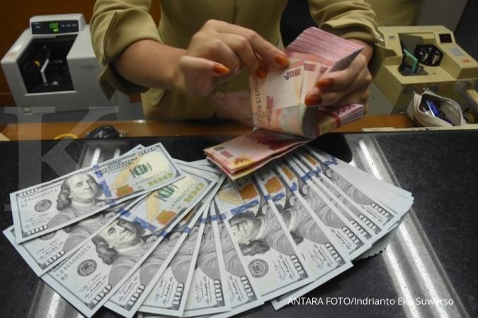 Berbalik arah, rupiah di kurs tengah BI melemah ke Rp 13.626 per dolar AS