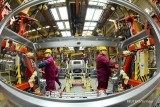 China's slowdown deepens; industrial output growth falls to 17.5 year low