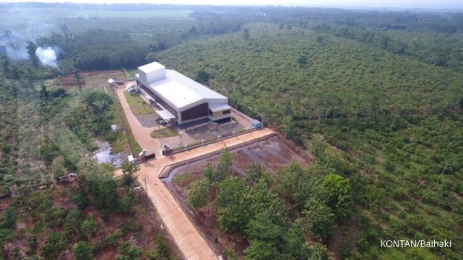 UGM Cocoa Teaching Industry. Pabrik coklat kerjasama kementerian perindustrian, ptpn, dan universitas gadjah mada UGM di Kabupaten Batang, Jawa Tengah