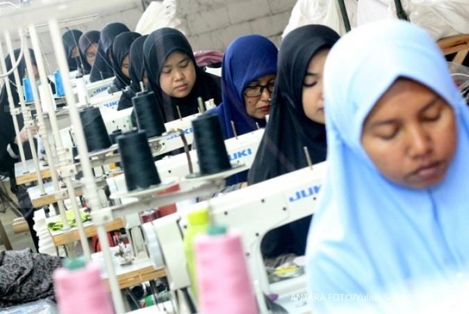 RICY Bisnis industri garmen menggeliat menyambut pemilu