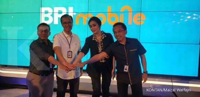 Sasar milenial sampai netizen, Bank BRI luncurkan digital