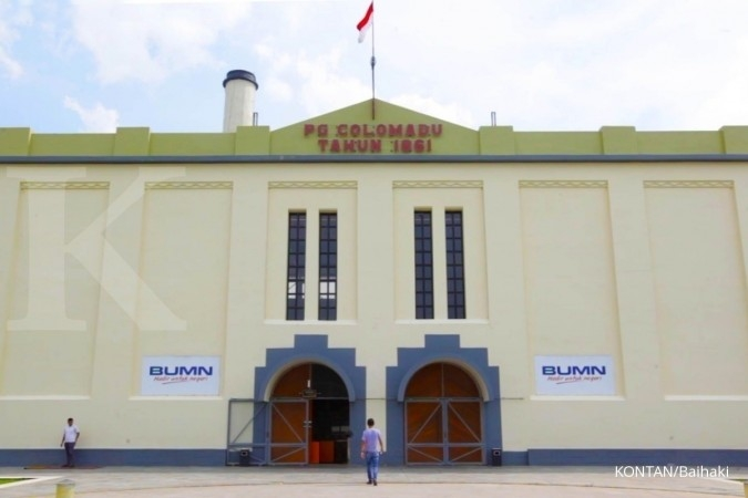 Museum pabrik gula Colomadu. Jelajah Ekonomi Kontan Tol Trans-Jawa