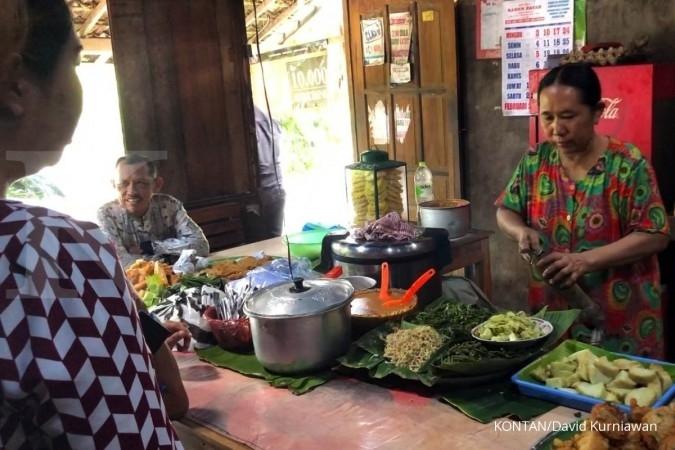 Pecel Ngawi Ibu Sri, Jawa Timur. Jelajah Ekonomi Kontan Trans Jawa